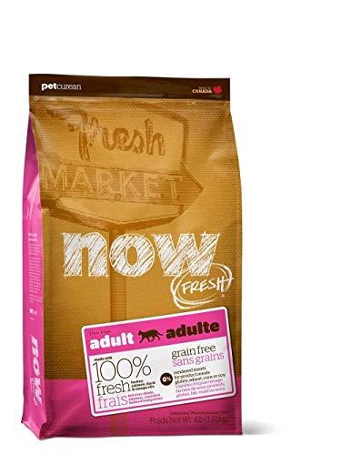NOW Fresh Grain Free Adult Recipe Dry Cat Food
