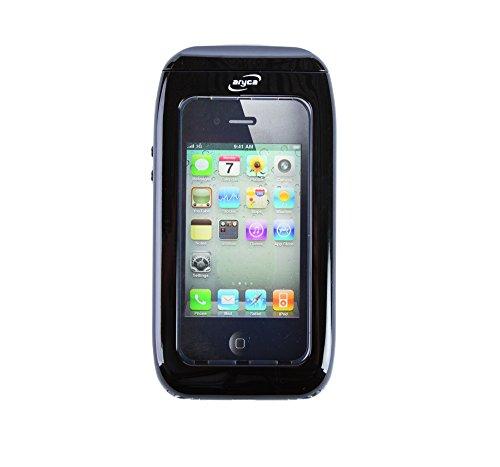 Aquapac Hardcase Wasserdicht Aryca iPhone 4, schwarz, Xcite-4S schwarz
