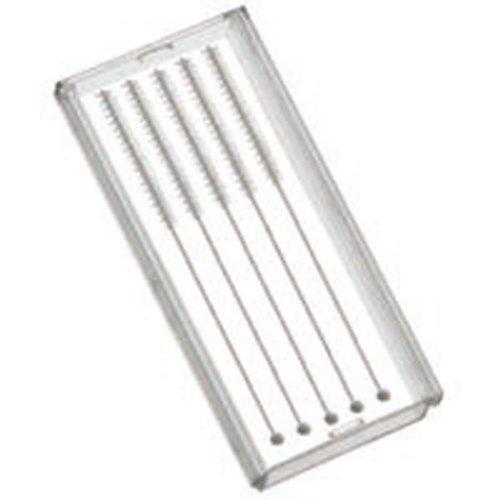 WMF Reinigungsbürsten 5 Stück, für Luftansaugrohr Luftansaugdüse und Dampfdüse 1000 alt
