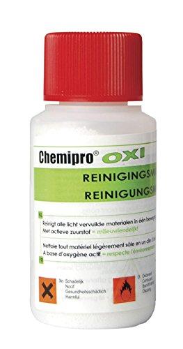 Chemipro OXI 100g – Reinigungsmittel, Desinfektion und Reinigung von Flächen, Aktiven Sauerstoffs, Bier brauen, Wein machen Reinigungsprodukt, Nachspülung nicht