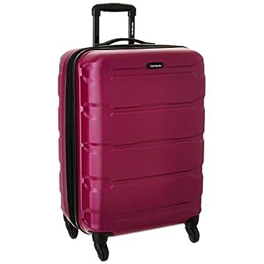 Samsonite Omni PC 24  Spinner Radiant Pink One Size