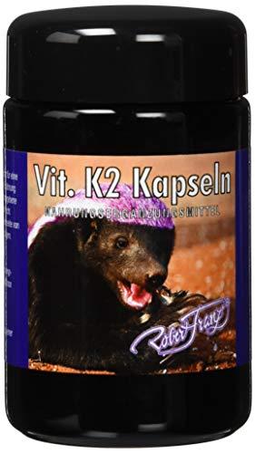 Vitamin K2 Kapseln by Robert Franz, 60 Kapseln