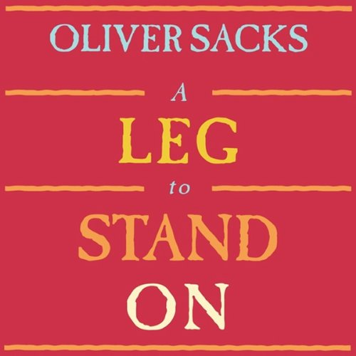 A Leg to Stand On audiobook cover art