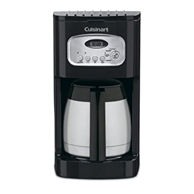 Cuisinart DCC-1150BKFR 10 Cup Thermal Coffee Maker, Black (Certified Refurbished)
