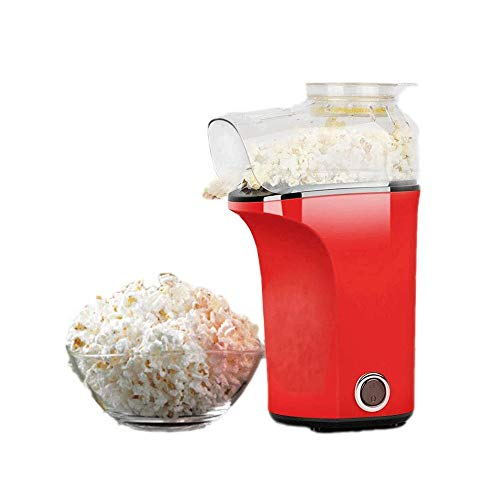 Best Buy! CXS Hot Air Popcorn Popping Corn Kernels + Melt Butter,New Automatic Electric Air Popcor...