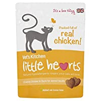 The ideal way to reward cats. Made with more than 50% meat, these delicious treats are hypoallergenic and contain naturally active ingredients including brewer´s yeast as a source of prebiotics for healthy digestion and added plant fibres to aid dent...