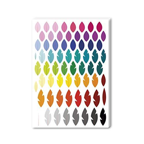 Maildor AE142C verpakking (met 6 vellen stickers Decoraty in formaat DIN A5, 14, 8 x 21 cm, ideaal voor kinderen vanaf 2 jaar) 1 verpakking veren. multicolor