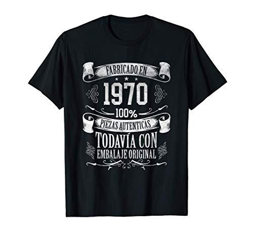 51 Años Cumpleaños Hombre Nacido En 1970 Regalo de 51 Años Camiseta
