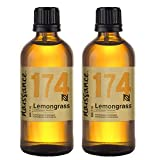 Naissance Lemongras Flexuosus (Nr. 174) 200ml (2x100ml) 100% naturreines ätherisches Lemongrasöll