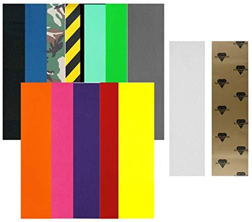 Black Diamond Old School Grip tape Sheet Clear 10 x 34