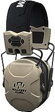 Walker's Game Ear XCEL 100 Digital Electronic Muff W/Voice Clarity, Advanced Circuit, 4 Listening Modes, Beige (GWP-XSEM)