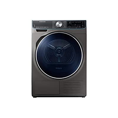 Samsung DV90N8288AX QuickDrive 9kg Freestanding Heat Pump Tumble Dryer With Optimal Dry - Graphite