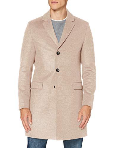 HUGO Herren Migor2041 Dress Coat, Light/Pastel Brown (238), 106