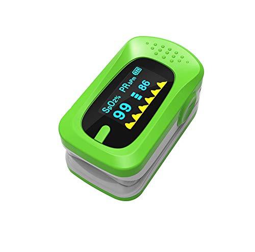 YBZS Finger Puls Blutdruckmessgerät, Sättigung Rate Monitor/Bewegliche Digital-Oximeter/Finger-Pulsoximeter/Pulsoximeter/LCD-Oximeter