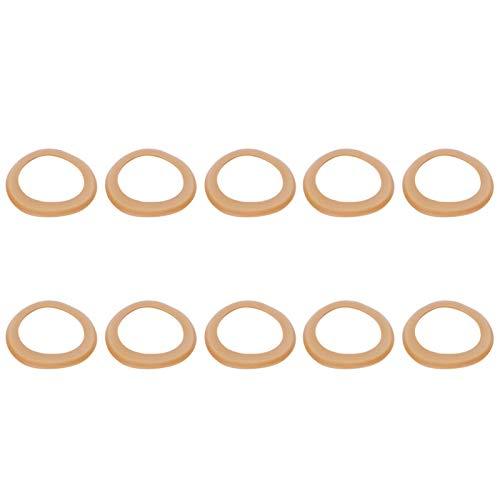 Anillo de goma resistente al desgaste del anillo del pistón del buen lacre 68 x 48 x 1m m para la bomba para el aceite-8209