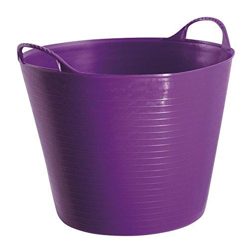 Tubtrugs S Red Gorilla Flexible Small-Purple-Lila, Clear, Unisex