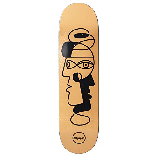 Almost Skateboard Deck Max Twisted R7 8.5