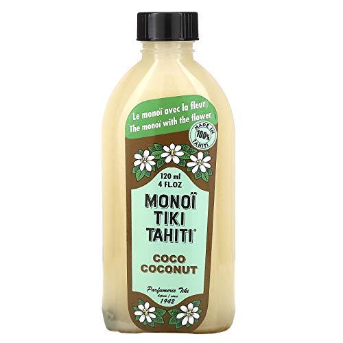 Monoi Tiare Tahiti Körperöl Monoi Tiki Tahiti mit Kokosnuss 120 ml