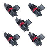 TOOGOO Druckerfeld IR-40T (5 Pack) Kompatibler Taschen Rechner Drucker B?Nder Tinten Rolle -...