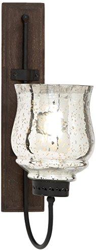 Deco 79Holz Metall Kerze Wandleuchte, 9von 53,3cm