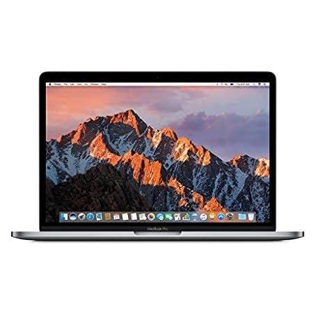 """Apple MacBook Pro 13.3"""" (i5-7360u 2.3ghz 8gb 128gb SSD) QWERTY U.S Teclado MPXQ2LL/A Mitad 2017 Gris Espacial (Reacondicionado)"""