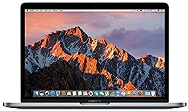 "Apple MacBook Pro 13.3"" (i5-7360u 2.3ghz 8gb 128gb SSD) QWERTY U.S Teclado MPXQ2LL/A Mitad 2017 Gris Espacial (Reacondicio..."