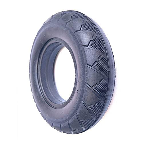 Neumáticos para patinetes eléctricos, ruedas delanteras y traseras para patinetes eléctricos de 8 pulgadas 200 x 50 piezas de repuesto de neumáticos antideslizantes y resistentes al desgaste, 2 c