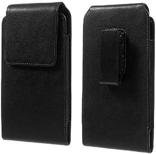 DFV mobile - Magnetic Holster Case Belt Clip Rotary 360 for Oppo R11s Plus - Black