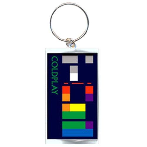 Coldplay - Schlüsselanhänger X&Y Album keychain (in )
