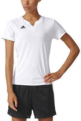 adidas TIRO 15 Jersey Womens [WHITE/WHITE] (S)
