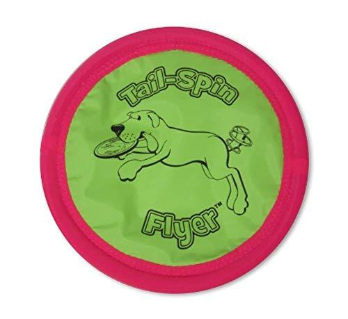 Petmate Booda Tail-Spin Frisbee für Hunde, schwimmend, in 3 Größen erhältlich