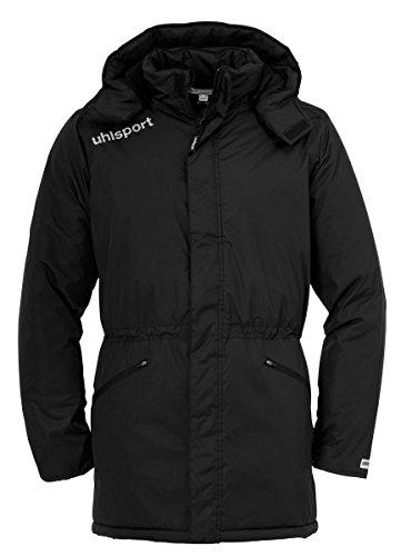 uhlsport Essential Winter Bench Jacke, Farbe:schwarz, Größe:L