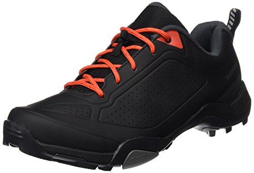 Shimano MT3 SPD - Zapatillas de Ciclismo para Hombre, Color Negro, EU 38