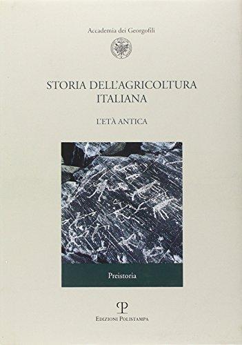 Storia dell'agricoltura italiana: 11