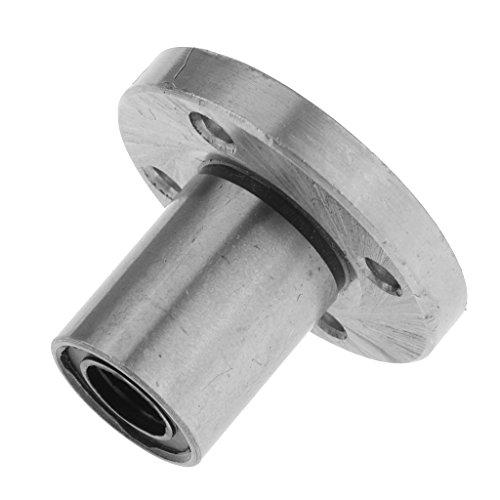 8mm Linearlager Linearbuchse Linearführung Rund form Flanschlager Linearkugellager