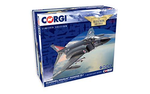 Corgi AA27901 McDonnell Douglas Phantom FG.1 XT864/007R, No.892 NAS, HMS Ark Royal, november 1978 modelvliegtuig, schaal 1:48