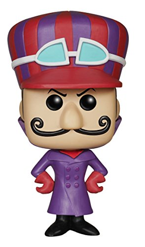Funko - POP Hanna Barbera - Series 2 - Dick Dastardly