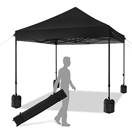 KITADIN Pop up Canopy Tent 10x10 FT Commercial...