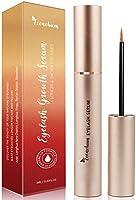 Natural Extract Eyelash Growth Serum Eyelash Enhancer for Longer, Thicker and Fuller Eyelash