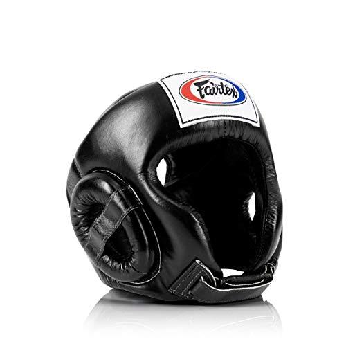 Fairtex HG6 Muay Thai Boxing Competition Headguard