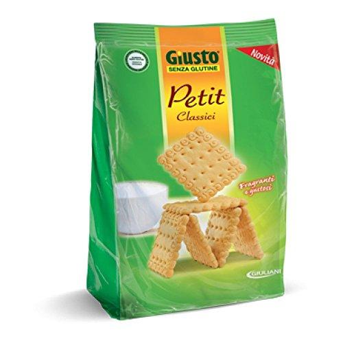 Giusto Petit Classici Senza Glutine 250g