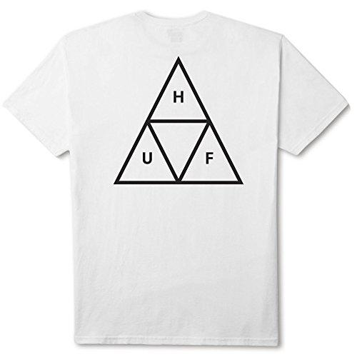 HUF Triple Triangle T-Shirt White L