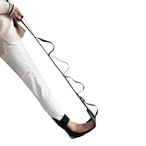 Beinheber Beinhebehilfe Beinlifter Rehabilitationsband Unterstützungsgriff mit 6 Schlaufen