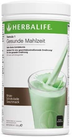 Herbalife fórmula 1 Gesunde Mahlzeit – 550 g: Amazon.es ...
