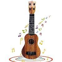 QDH 4 String 15 Inch Kids Toy Guitar