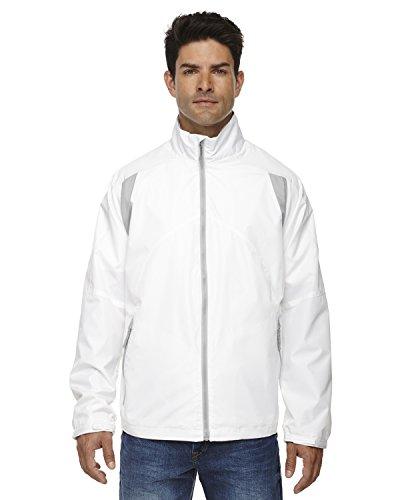 88155 NE MEN ENDURNCE CLRBLK JKT WHITE 701 S