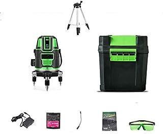 مجموعات أدوات يدوية - مستوى الليزر الأخضر ثلاثي الأبعاد للمستوى الذاتي 2/3/5 خطوط مستوى الليزر 360/أجهزة قياس دوارة/حامل ث...