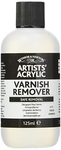 Winsor & Newton 3030933 Varnish Remover, for the safe...