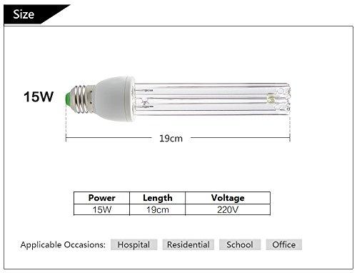 UV Sterilization Lamp Pet Car Kitchen AGM Germicidal Handheld USB Charge Portable Ozone Sterilization Lights for Bedroom
