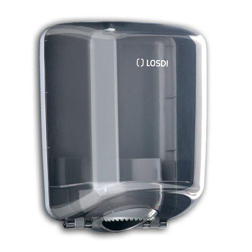Losdi CP-520 Dispensador Papel Mecha, Fumé